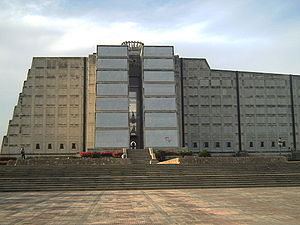Santo Domingo Este - Faro a Colón which split the Distrito Nacional and Santo Domingo Este