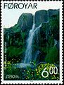 Faroe stamp 346 waterfalls.jpg
