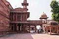 Fatehpur Sikri-Haramsara passage-20131018.jpg