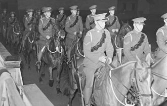 The Royal Canadian Hussars (Montreal) - The 17th DYRCH in Montreal, 1940