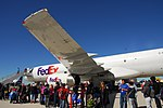 FedEx - Federal Express (Morningstar Air Express) Boeing 757-2B7(SF) C-FMEP 904 (9741631783).jpg