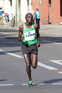 Felix Limo Kenyan long-distance runner