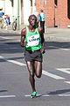 Felix Limo at the Berlin Marathon 2011.jpg