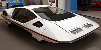 Ferrari Modulo - Image: Ferrari Modulo front right Museo Ferrari