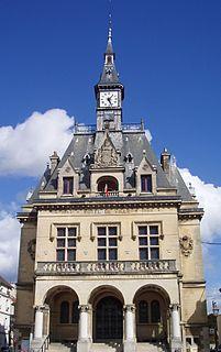 La Ferté-sous-Jouarre Commune in Île-de-France, France