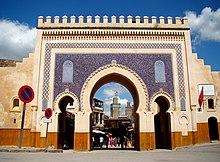 moroccan architecture wikipedia