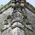 Festung Rosenberg - Bastion St. Heinrich - Dernbach-Wappen.jpg