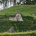 Festung Rosenberg - Bastion St. Valentin - Schönborn-Wappen.jpg