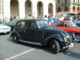 Fiat 1500 (1935) - Fiat 1500 B, 1938