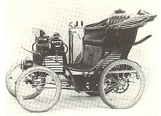 Automotive industry in Italy - Fiat 4 HP (1899) is the first model of car produced by Fiat.