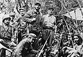 Fidel Castro and his men in the Sierra Maestra.jpg