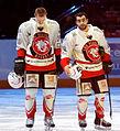 Finale de la coupe de France de Hockey sur glace 2013 - 013 - Michal Korenko et Toby Lafrance.jpg