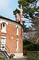 Fine chimney stacks, Rotunda, Oldway mansion, Paignton - geograph.org.uk - 693027.jpg