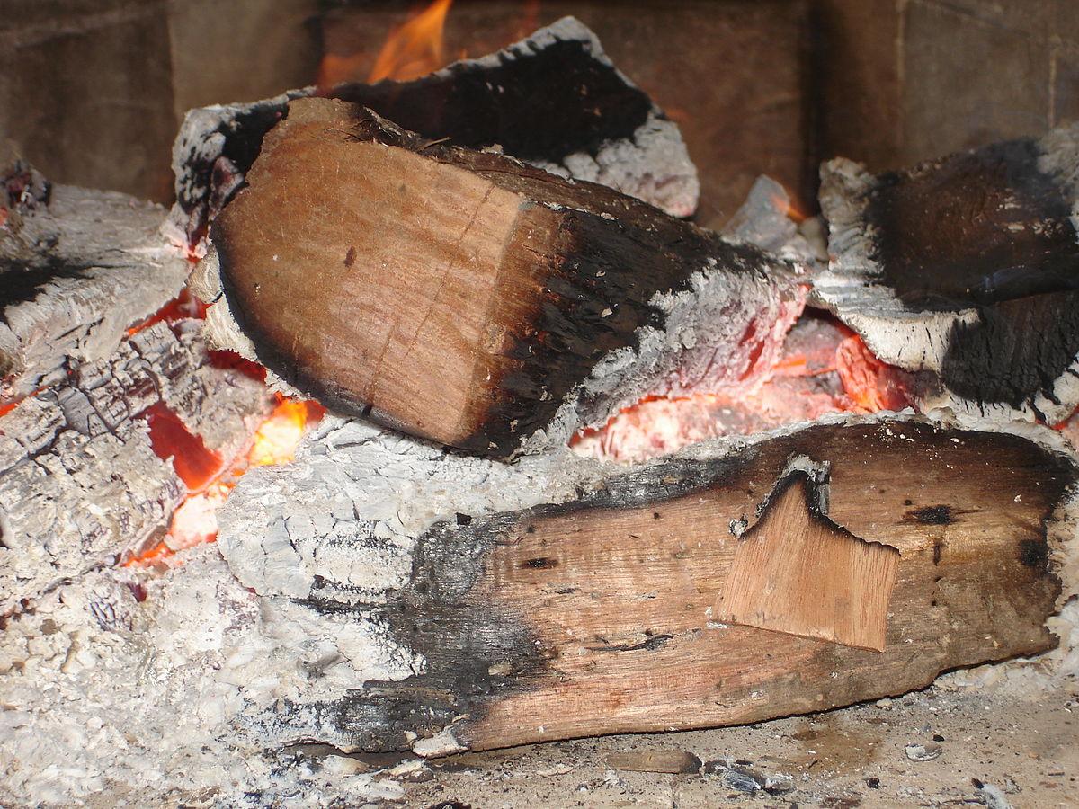 komma ur askan i elden