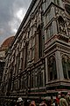 Firenze - Florence - Piazza del Duomo - View on North-West Corner of il Duomo II.jpg