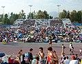 Fireworks Show, U of R Stadium 7-2012 (7529117512).jpg