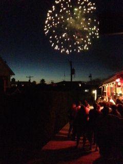 Fire Island Fireworks