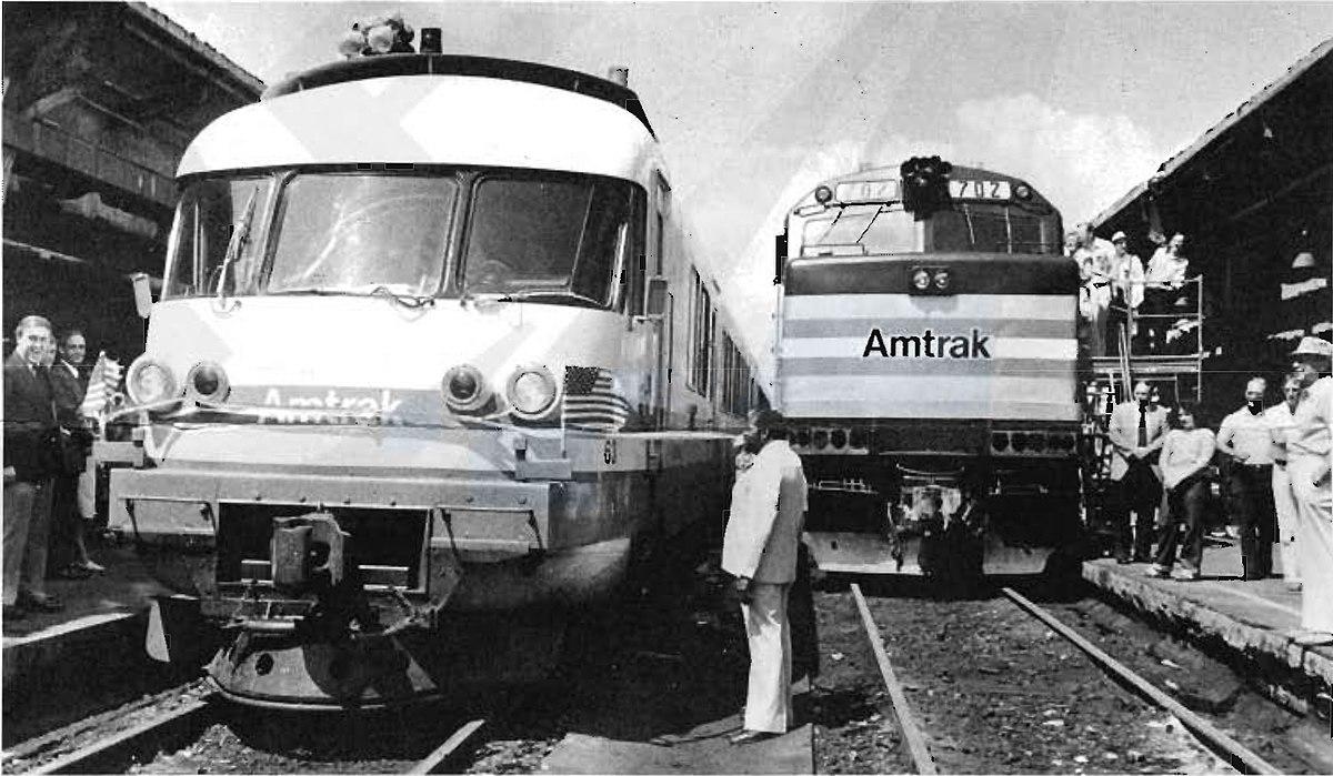 Lake Cities Amtrak Train Wikipedia