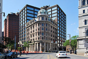 Marcus T. Reynolds - Image: First Trust Company Building Albany