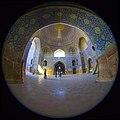 "Fisheye lenses - Canon 8-15 ""Shah Mosque Isfahan, Iran لنز فیش ای 8-20 کانن، مسجد شاه اصفهان.jpg"