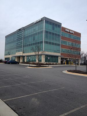 Lorton, Virginia - The Five Guys corporate headquarters