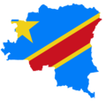 Flag map of Greater Congo (Democratic Republic of the Congo).png