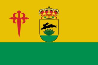 Tomelloso - Image: Flag of Tomelloso
