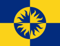 Flag of the Smithsonian Institution.png