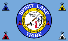 Flag of the Spirit Lake Tribe.png