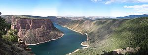 Flaming Gorge National Recreation Area - Image: Flaming Gorge