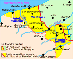 Image illustrative de l'article Westhoek français