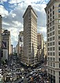 Flatiron, as seen from the 6th floor of Porcelanosa.jpg