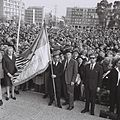Flickr - Government Press Office (GPO) - SURVIVORS FROM THE WARSAW GHETTO AND CONCENTRATION CAMPS MEETING IN A MASS RALLY.jpg