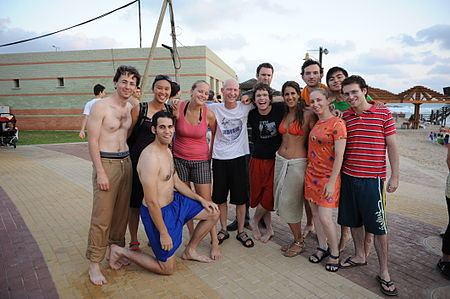 Flickr - Wikimedia Israel - Wikimania 2011 - Beach party (175).jpg