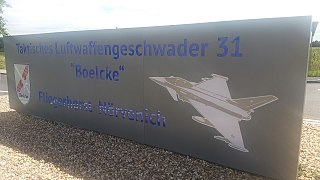 Nörvenich Air Base military airport in Germany