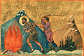 Florentius of Thessaloniki (Menologion of Basil II).jpg