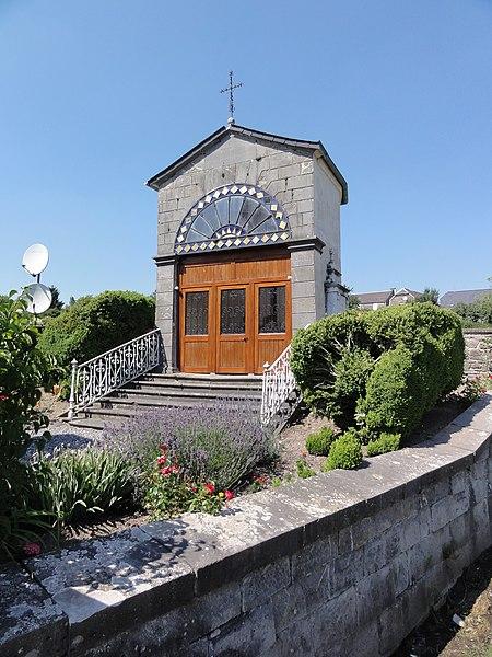 Floyon (Nord, Fr) chapelle de la bienfaitrice des pauvres