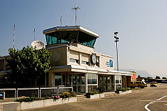 Grenchen Airport/Port lotniczy Grenchen
