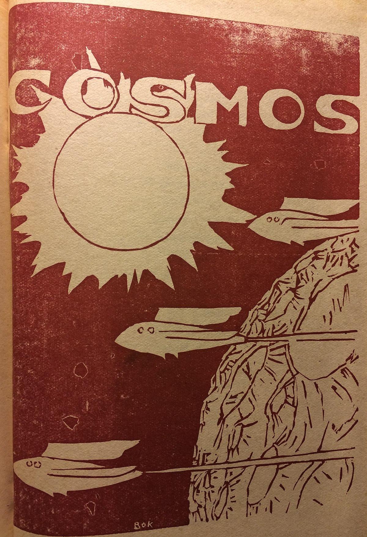 Cosmos Serial Novel Wikipedia