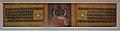 Folio from Ashtasahasrika Prajnaparamita Manuscript - Sanskrit - Ranjani - Varendra Bhumi - Palm Leaf - ca 12th Century CE - Eastern India - ACCN At-72-101-E - Indian Museum - Kolkata 2016-03-06 1754.JPG