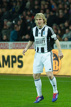 Football against poverty 2014 - Pavel Nedved.jpg