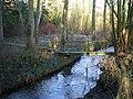 Footbridge across the River Worfe - geograph.org.uk - 1627007.jpg