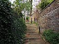 Footpath to Clifton Road, Tettenhall - geograph.org.uk - 410577.jpg