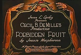 File:Forbidden Fruit (1921).webm