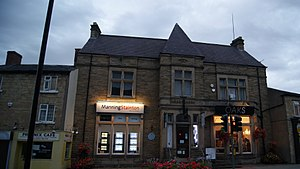 Alec Shelbrooke - The constituency offices of Shelbrooke in Wetherby, West Yorkshire.