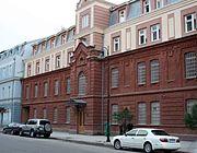 Former Military School, Tbilisi (Photo A. Muhranoff, 2011)