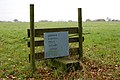 Former electric fence - geograph.org.uk - 653322.jpg