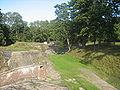 Fort Gerharda Górny taras artyleryjski.jpg