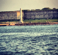 Fort Independence from Boston Harbor.png