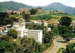 Fort Thornton - Freetown - Sierra Leone